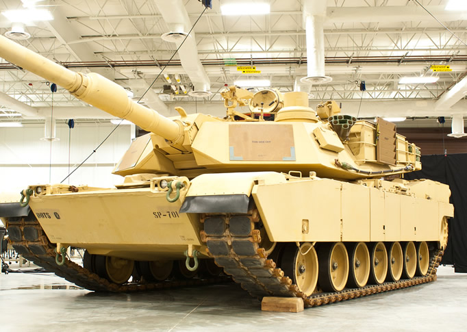 Keta Group Department of Defense Tank